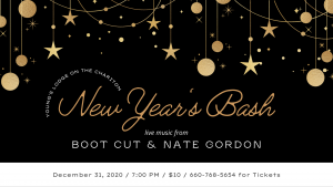 Young's Lodge New Year's Bash for 2021