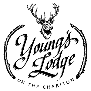 Young's Lodge on the Chariton